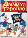 Cover for Almanacco Topolino (Arnoldo Mondadori Editore, 1957 series) #57