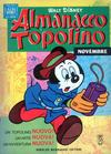 Cover for Almanacco Topolino (Arnoldo Mondadori Editore, 1957 series) #119