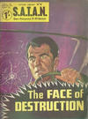 Cover for S.A.T.A.N. Picture Library (Famepress, 1966 series) #4