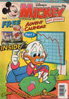 Cover for Mickey and Friends (Fleetway Publications, 1992 series) #6 [1992]