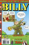 Cover for Billy (Hjemmet / Egmont, 1998 series) #13/2015