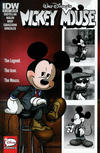 Cover for Mickey Mouse (IDW, 2015 series) #1 / 310 [Subscription Cover]