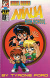 Cover for Small Bodied Ninja High School (Antarctic Press, 1992 series) #4