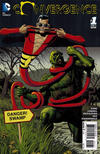 Cover Thumbnail for Convergence (2015 series) #1 [1:25 Brian Bolland Cover Variant]