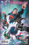 Cover for Convergence (DC, 2015 series) #6 [Tony S. Daniel Cover]