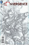 Cover for Convergence (DC, 2015 series) #5 [Ivan Reis Sketch Cover]
