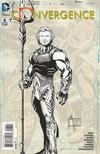 Cover for Convergence (DC, 2015 series) #6 [Trevor McCarthy Aquaman Design Cover]
