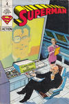 Cover for Superman (Interpresse, 1987 series) #4