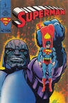 Cover for Superman (Interpresse, 1987 series) #7