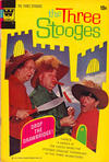 Cover for The Three Stooges (Western, 1962 series) #55 [Whitman Variant]