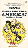 Cover for Wee Pals: Happy Birthday, America! (New American Library, 1975 series) #Q6442