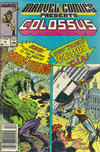 Cover Thumbnail for Marvel Comics Presents (1988 series) #12 [Newsstand]