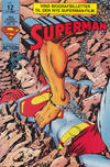 Cover for Superman (Interpresse, 1987 series) #12