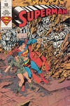 Cover for Superman (Interpresse, 1987 series) #10
