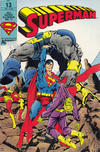 Cover for Superman (Interpresse, 1987 series) #13