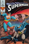 Cover for Superman (Interpresse, 1987 series) #11