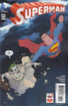 Cover for Superman (DC, 2011 series) #41 [The Joker 75th Anniversary Cover Variant]