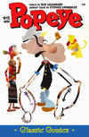 Cover Thumbnail for Classic Popeye (2012 series) #28 [Stephen Kroninger variant cover]