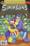 Cover for Simpsons (Egmont, 2001 series) #4/2004