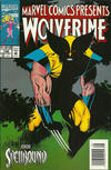 Cover Thumbnail for Marvel Comics Presents (1988 series) #138 [Newsstand]