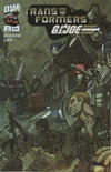 Cover Thumbnail for Transformers / G.I. Joe (2003 series) #1 [Holofoil Cover]