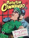 Cover for Phantom Commando (Horwitz, 1959 series) #8