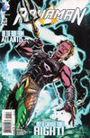 Cover for Aquaman (DC, 2011 series) #41