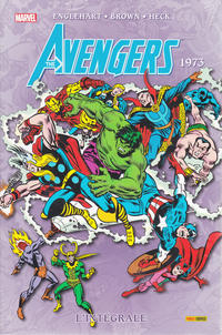 Cover Thumbnail for Avengers : L'intégrale (Panini France, 2006 series) #1973