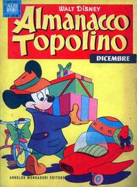 Cover Thumbnail for Almanacco Topolino (Arnoldo Mondadori Editore, 1957 series) #24