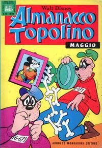 Cover Thumbnail for Almanacco Topolino (Arnoldo Mondadori Editore, 1957 series) #209