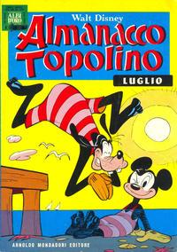 Cover Thumbnail for Almanacco Topolino (Arnoldo Mondadori Editore, 1957 series) #211