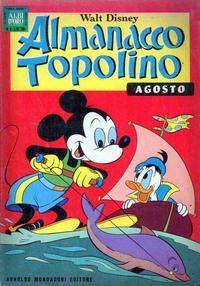 Cover Thumbnail for Almanacco Topolino (Arnoldo Mondadori Editore, 1957 series) #140