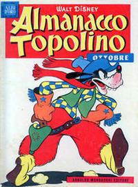 Cover Thumbnail for Albi d'oro serie comica (Arnoldo Mondadori Editore, 1953 series) #v4#39