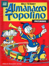 Cover Thumbnail for Almanacco Topolino (Arnoldo Mondadori Editore, 1957 series) #84