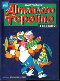 Cover Thumbnail for Almanacco Topolino (Arnoldo Mondadori Editore, 1957 series) #86