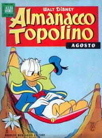 Cover Thumbnail for Almanacco Topolino (Arnoldo Mondadori Editore, 1957 series) #80