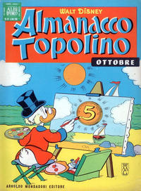 Cover Thumbnail for Almanacco Topolino (Arnoldo Mondadori Editore, 1957 series) #106