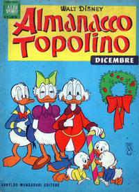 Cover Thumbnail for Almanacco Topolino (Arnoldo Mondadori Editore, 1957 series) #108
