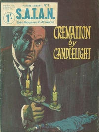 Cover Thumbnail for S.A.T.A.N. Picture Library (Famepress, 1966 series) #7