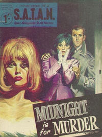 Cover Thumbnail for S.A.T.A.N. Picture Library (Famepress, 1966 series) #3