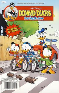 Cover Thumbnail for Donald Ducks Show (Hjemmet / Egmont, 1957 series) #[179] - Ferieshow 2015
