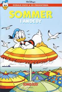 Cover Thumbnail for Donald spesial (Hjemmet / Egmont, 2013 series) #[3/2015]