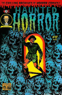 Cover Thumbnail for Haunted Horror (IDW, 2012 series) #17
