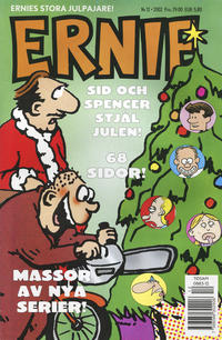 Cover Thumbnail for Ernie (Egmont, 2000 series) #12/2002