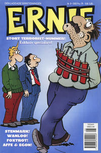 Cover Thumbnail for Ernie (Egmont, 2000 series) #8/2002