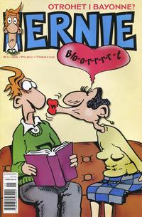 Cover Thumbnail for Ernie (Egmont, 2000 series) #5/2005