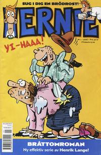 Cover Thumbnail for Ernie (Egmont, 2000 series) #1/2006