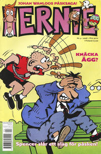 Cover Thumbnail for Ernie (Egmont, 2000 series) #4/2006