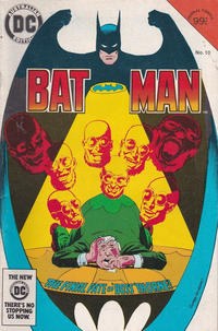 Cover Thumbnail for Batman (Federal, 1983 series) #10