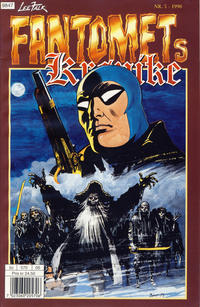 Cover Thumbnail for Fantomets krønike (Hjemmet / Egmont, 1998 series) #5/1998